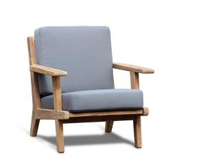 Teak Garden Sofa, Deep Seated Armchair