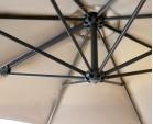 Large Umbra Cantilever Parasol Square 3x3m