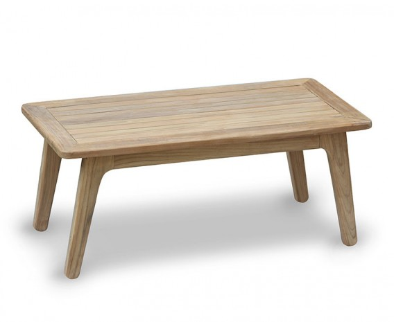 Eero Teak Mid-Century Modern Coffee Table – 1.2m