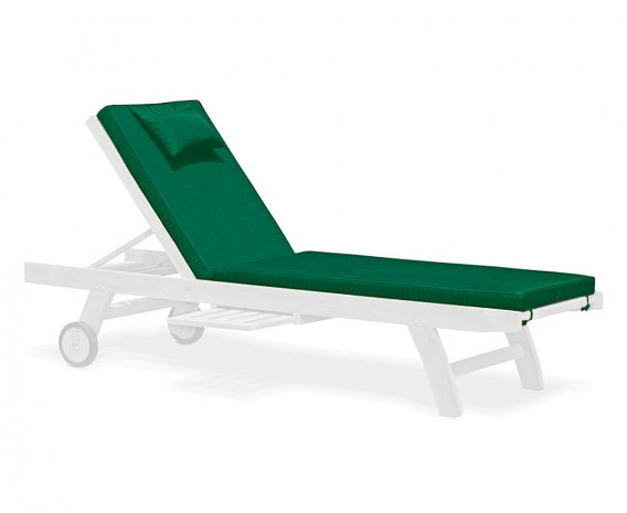 Outdoor Sun Lounger Cushion