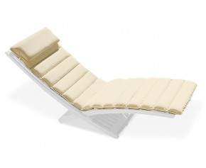 Chelsea Luxury Sun Lounger Cushion - Steamer Chair Cushions