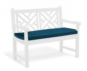 Garden Bench Cushion 4ft | Cushion For Bench - 2 Seater Bench Cushions