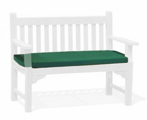Outdoor Bench Cushion - 4ft - 2 Seater Bench Cushions