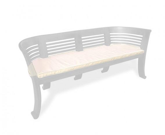 Kensington 3 Seater Bench Indoor Cushion