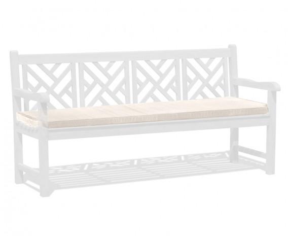 Garden 6ft Bench Cushion - 70 Inch Cushion