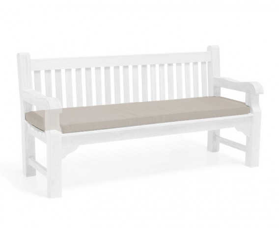 Outdoor 6ft Bench Cushion
