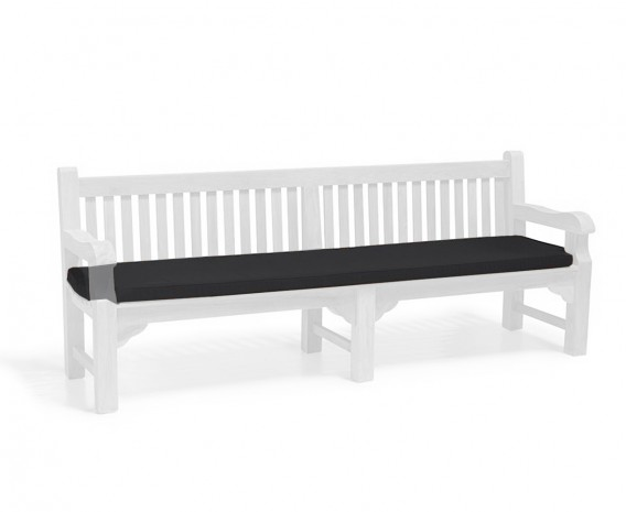 Outdoor Large Bench Cushion - 2.4m