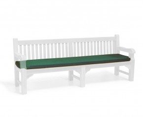 Outdoor Large Bench Cushion - 2.4m - Balmoral Cushions