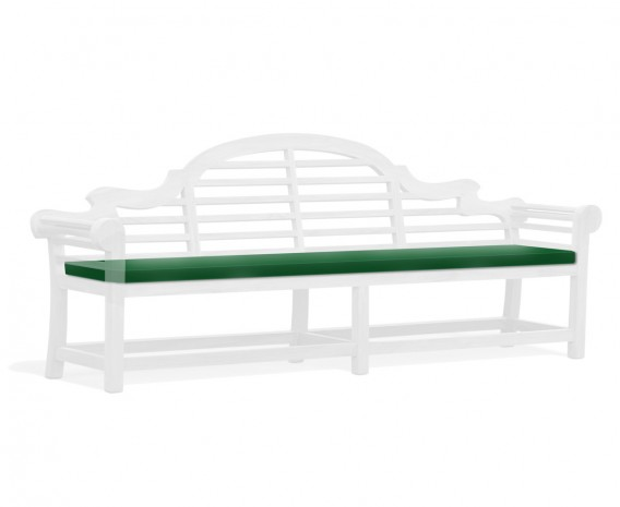Lutyens Bench Cushion - 6 Seater