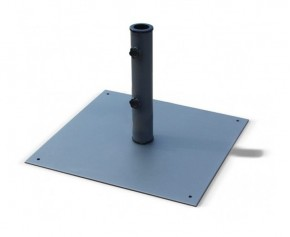 Grey 13kg Medium Heavy-Duty Parasol Base
