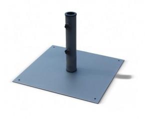 Grey 13kg Medium Heavy-Duty Parasol Base - Parasol Bases