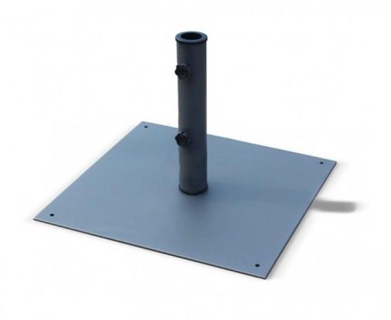 Grey 13kg Medium Heavy-Duty Parasol Base