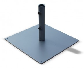 Graphite Grey Large 20kg Parasol Base