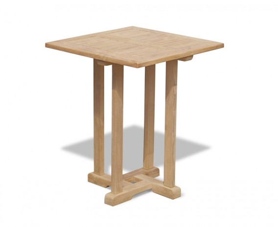 Canfield Teak Square Outdoor Table - 60cm