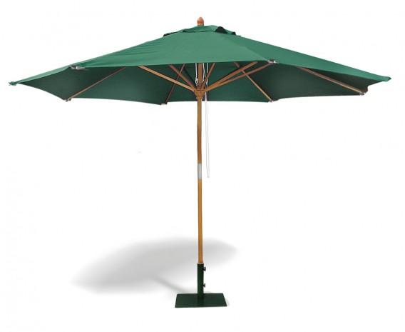 3.5m Octagonal Wooden Parasol