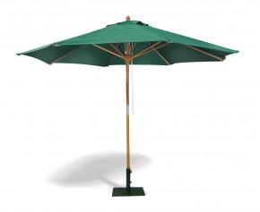 Octagonal 3m Garden Parasol - FSC Hardwood