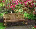Clivedon Teak 4 Seater Garden Bench