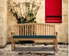 Clivedon Teak 3 Seater Garden Bench