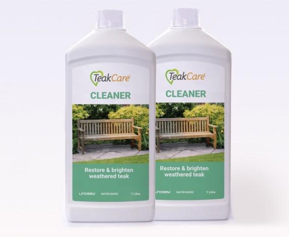 Teak Cleaner Duo Pack