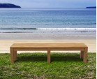 Chichester Teak 2m Backless Bench