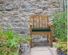 Clivedon Teak Garden Armchair