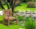 Taverners Teak Garden Armchair