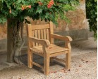 Balmoral Teak Garden Armchair