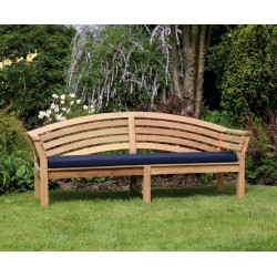 Salisbury Garden 4 Seater Bench Cushion