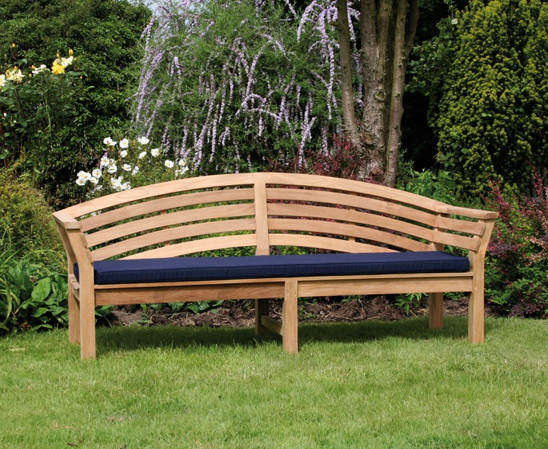 Salisbury Garden 4 Seater Bench Cushion