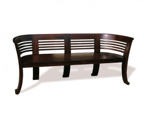 Kensington Three Seat Tub Bench - Indoor Benches