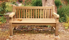 Teak Garden Benches | Outdoor Wooden Benches