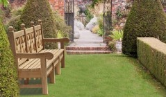 Chiswick Benches | Teak Garden Benches