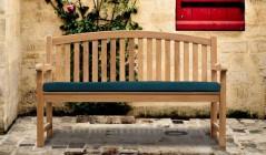 Clivedon Benches | Teak Garden Benches