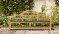 Teak Lutyens Benches | Lutyens Garden Seats