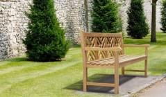 Princeton Benches | Teak Garden Benches