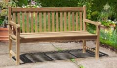 Windsor Benches | Teak Garden Benches