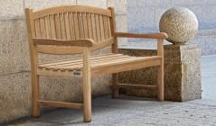 3 Seater Garden Benches | Hardwood Garden Benches