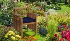 Aero Chairs | Teak Garden Chairs