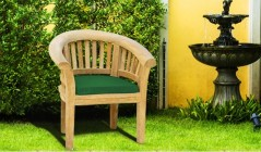 Banana Chairs | Teak Garden Chairs