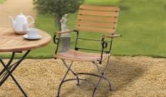 Bistro Chairs | Teak Garden Chairs