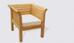 Day Chairs | Teak Garden Chairs