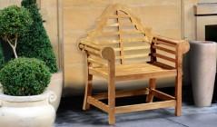 Lutyens-Style Chairs | Teak Garden Chairs