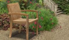 Monaco Chairs | Teak Garden Chairs