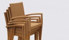 St. Tropez Chairs | Teak Garden Chairs