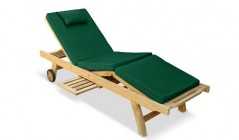 Garden Lounger Cushions | Replacement Sun Lounger Cushions | Deck Chair Cushions
