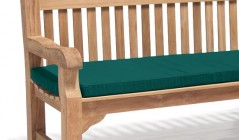 Balmoral Bench Cushions | Garden Cushions