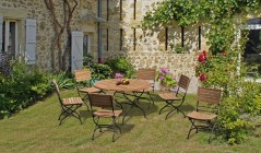 Bistro Dining Sets | Teak Dining Tables