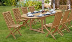 Ashdown Dining Sets | Teak Dining Tables