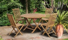 Suffolk Dining Sets | Teak Dining Tables