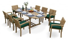 Monaco Dining Sets | Teak Dining Tables